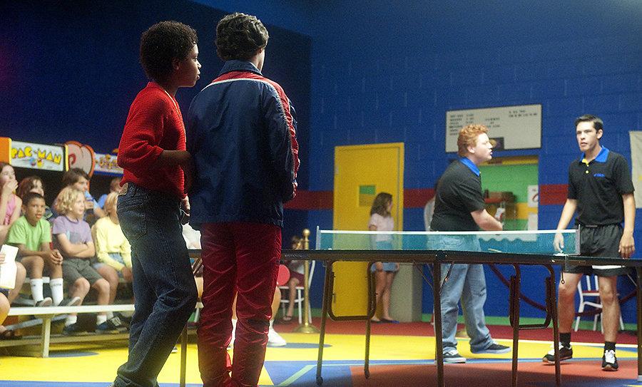Ping Pong Summer